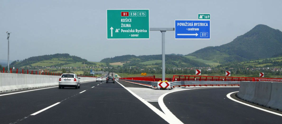 D1 Slovakia Bratyslava