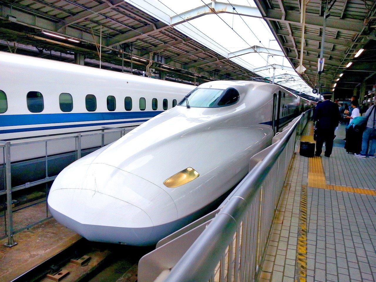 Bullet Train High Speed Railway