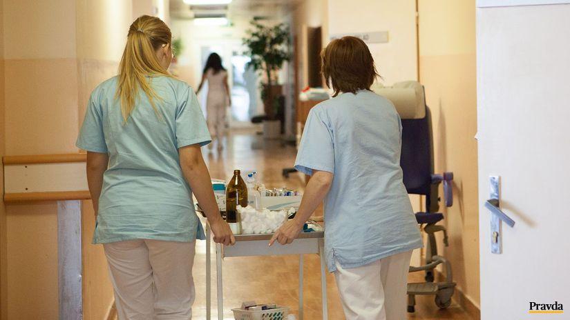 Nemocnica Zdravotna Sestra Zdravotnictvo Sestricka Clanokw